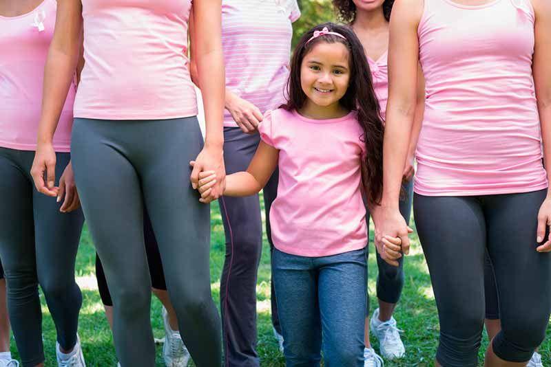 Cómo contar que tienes cáncer de mama a los niños