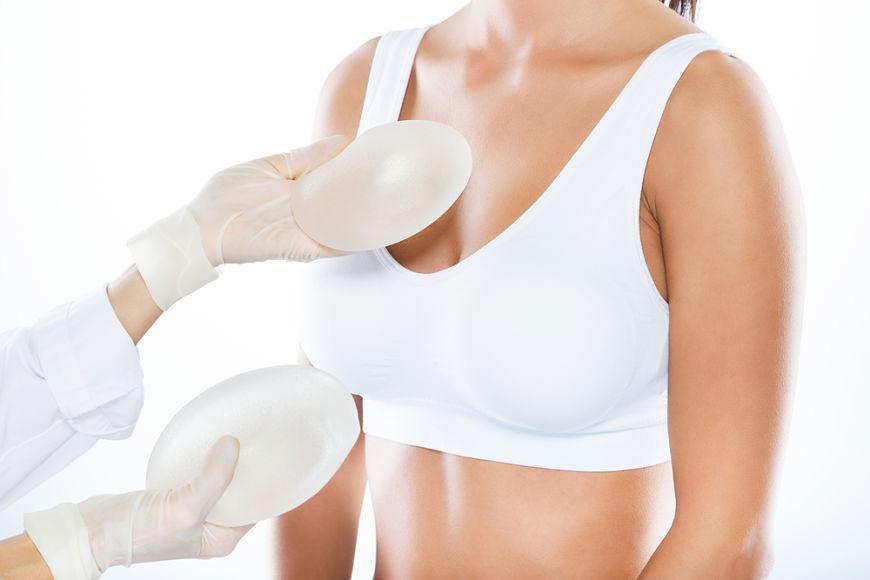 tamaño protesis mamarias