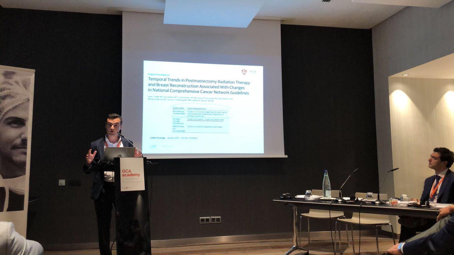 Joaquim Muñoz presentación