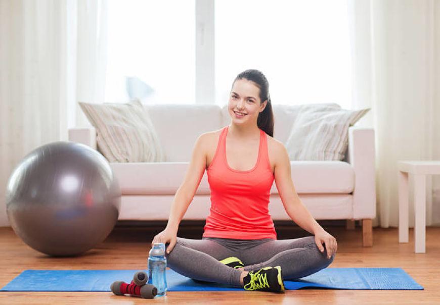 rutina ejercicios en casa