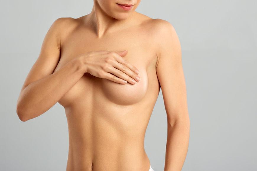 recuperacion mastopexia con implantes