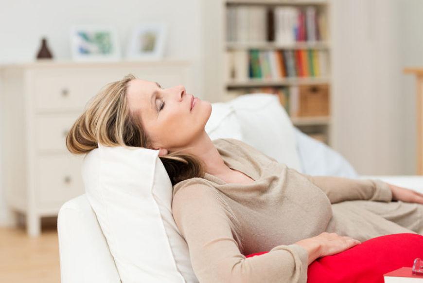 Dormir después de una mastopexia