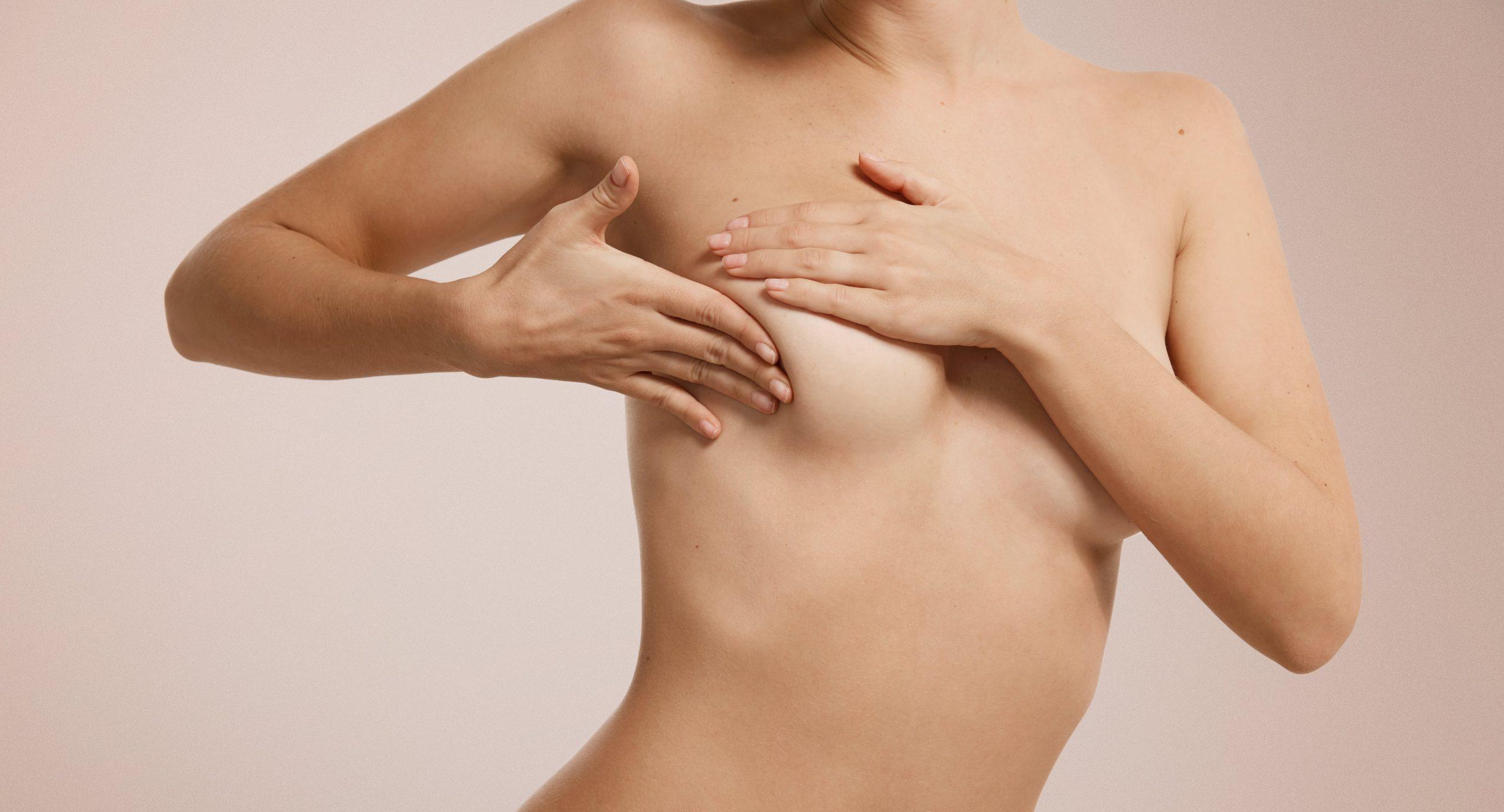 perdida de sensibilidad en los senos después de cirugia