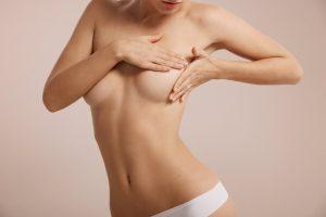 cambio de protesis de pecho