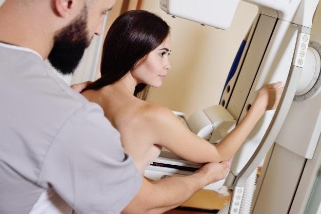 tipos de mamografías