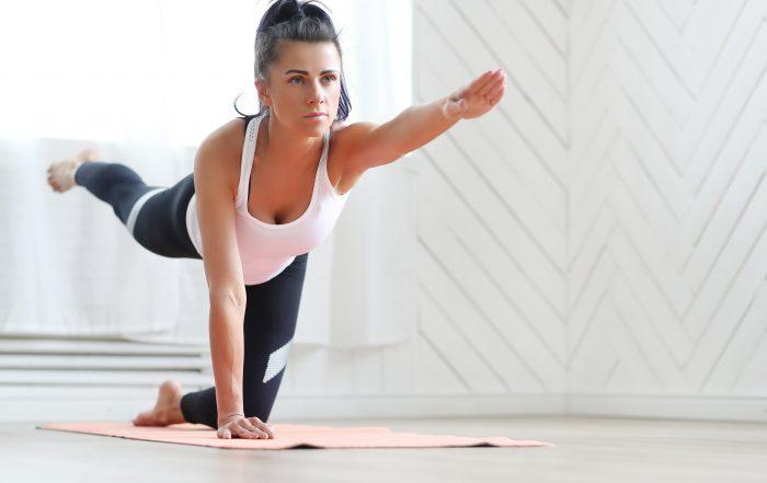 ejercicios despues de una reduccion de pecho